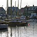 Halsingborg Marina 1 by Lee Santa