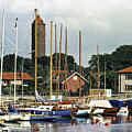 Halsingborg Marina 2 by Lee Santa