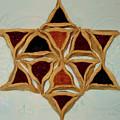 Hamantaschen Star Of David by Brian Tada