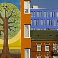 Hamburg Layers 1 by Art Ferrier