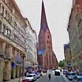 Hamburg Memories by Donald Chandonnet