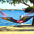 Hammock Time In The Keys by Ginger Wakem