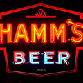 Hamm's Beer by Susan McMenamin