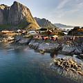 Hamnoy Island by Jacek Kadaj