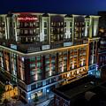 Hampton Inn Downtown by Star City SkyCams
