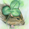 Hamster In The Clover by MM Anderson