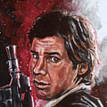 Han Solo by Joel Tesch