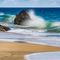 Hanakapi Ai Beach 2 by Anthony Bonafede