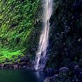 Hanakoa Falls  by Kevin Smith