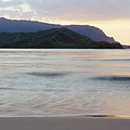 Hanalei Bay Evening by Bill Schildge - Printscapes