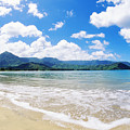 Hanalei Bay by Greg Vaughn - Printscapes
