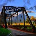 Hanalei Bridge by DJ Florek