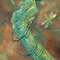 Hand by Dipto Narayan Chattopadhyay