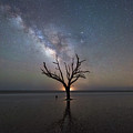 Hand Of God Milky Way  by Michael Ver Sprill