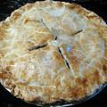 Handcrafted Apple Pie by Rachel Knight