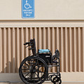 Handicapped Parking by Merrimon Crawford