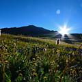 Handies Peak Sunrise by Kate Avery