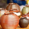 Handmade Pottery by Yali Shi