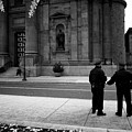 Handoff, Philadelphia by S R Shilling