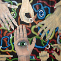 Hands And Eyes by Nancy Mueller