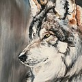 Handsome Wolf by Sarah DeYong