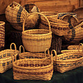 Handwoven Baskets by Linda Phelps