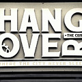 Hang Over Club Sign by Daliana Pacuraru