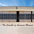 Hangar S - The Crucible Of American Manned Spaceflight by Gordon Elwell