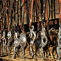 Hanging Bits by Diane Bohna
