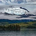 Hanging Glacier by Rick Berk