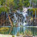 Hanging Lake  by Eric Jahn