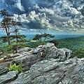 Hanging Rock Overlook by Adam Jewell