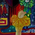 Hanging Up The Clown by Carolyn LeGrand