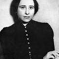 Hannah Arendt (1906-1975) by Granger