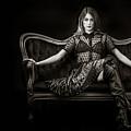 Hannah Seated by Rikk Flohr