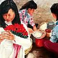 Hanoi Daily Life   by Eli Gross