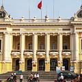 Hanoi Opera House 01 by Rick Piper Photography