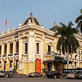 Hanoi Opera House 02 by Rick Piper Photography