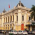 Hanoi Opera House 04  by Rick Piper Photography