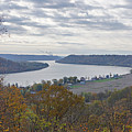 Hanover College View by Sandy Keeton