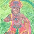 The Bhakta by Megan Crow