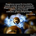 Happiness by PatriZio M Busnel