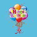 Happy 40th Birthday by DMiller