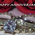 Happy Anniversary by Pamela Walton