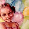 Happy Balloons by Em Scott