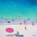 Happy Beach Days by Jan Matson