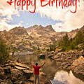 Happy Birthday 4 by Sherri Meyer