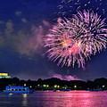 Happy Birthday America # 2 by Allen Beatty