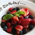 Happy Birthday by Melanie Beasley