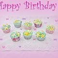 Happy Birthday by Terri Waters
